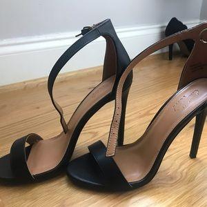 Charlotte Ruse Black High Heels ♟